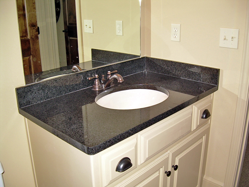 a countertops countertop granite for application bathroom of the