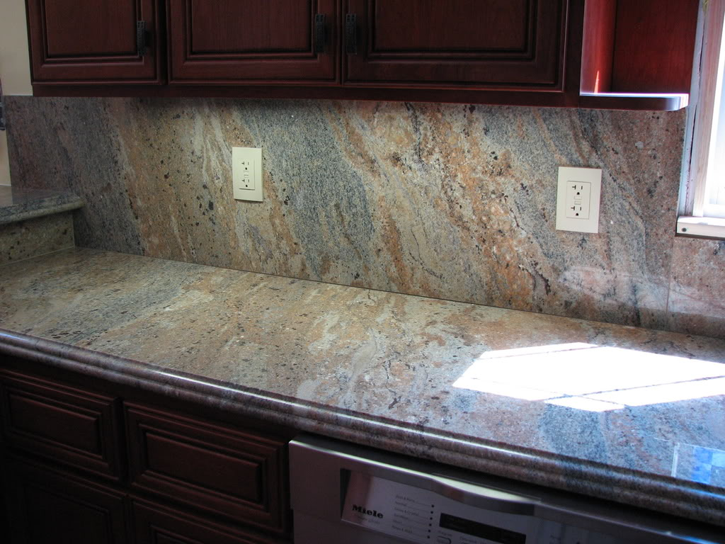 Granite Backsplash @ Granite Countertops, Marble Countertops ...